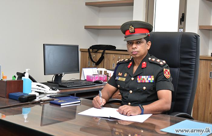 New Director of Veteran Affairs Assumes Office