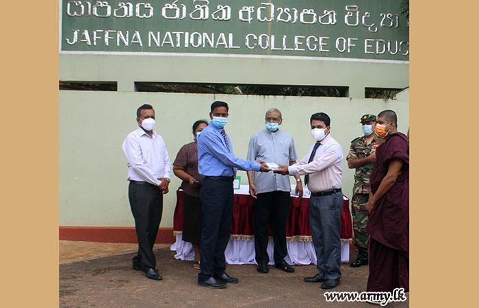 Kopay ICC Gets Medical Equipment from Church Organization