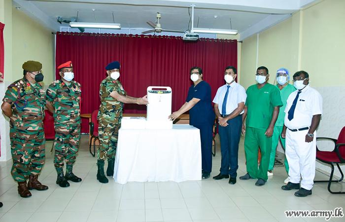 Medical Equipment Distributed at Mullaittivu