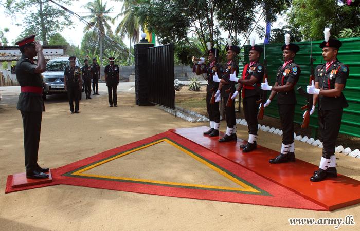 224 Brigade Seventh Anniversary Marked