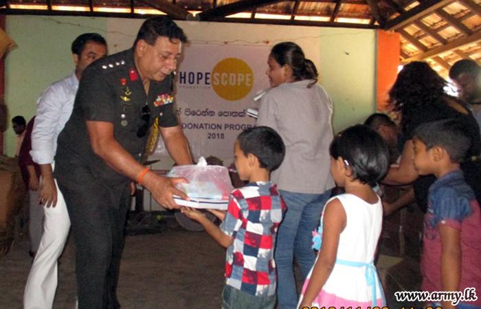 3000 Hambantota Students Get Educational Accessories