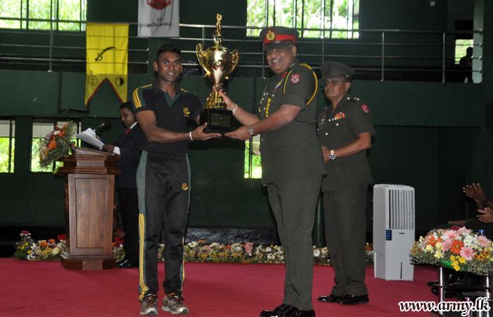 53 Division Organizes Inter Battalion Sports Tournament