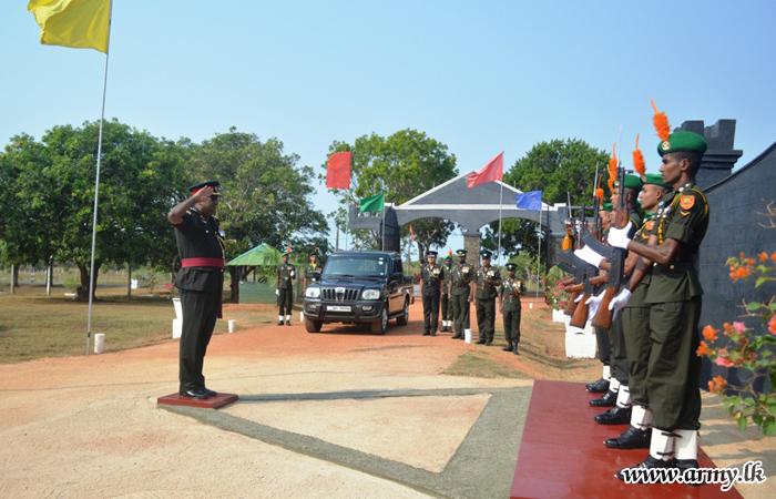574 Brigade Celebrates Its 5th Anniversary