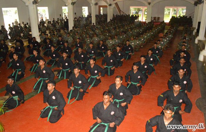 SF-KLN Troops Educated on 'Kiyoshi Ryu Budo' Training