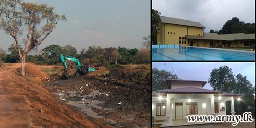 தேசிய நல்லிணக்கத்தை கட்டியெழுப்பும் நோக்கில் இராணுவத்தினர் ஈடுபாடு