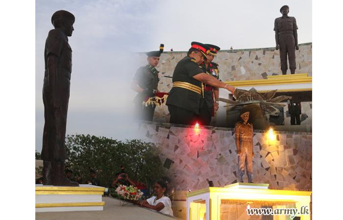 Hasalaka War Hero, Cpl Gamini Kularatne Remembered in Solemn Ceremony