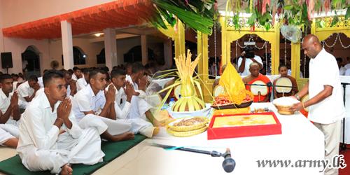 போதிராஜாராம  விகாரையில் இடமபெற்ற 'பிரித்' தான நிகழ்வுகள்