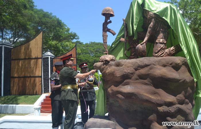 6ஆவது கெமுனு ஹேவா படையணியின் மரணித்த படைவீரர்களுக்கான நினைவஞ்சலி