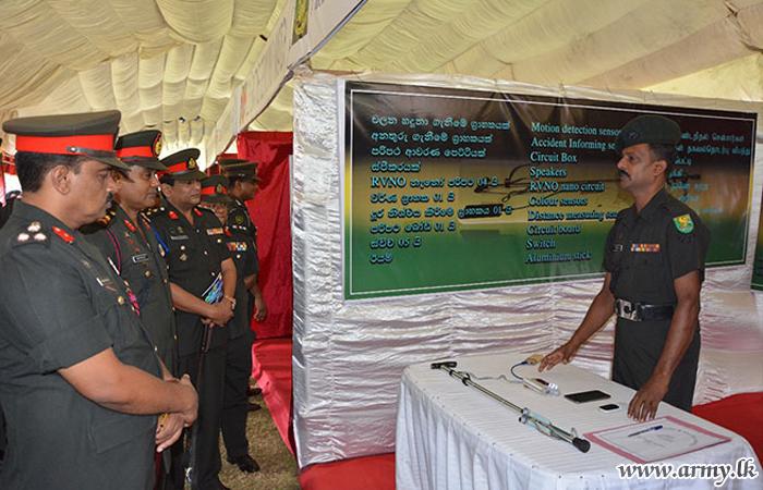 Wanni Innovations Held in Rajarata