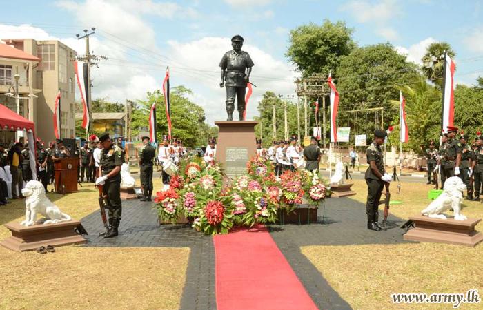 Legendary War Hero, Lt Gen Denzil Kobbekaduwa & Other War Heroes Remembered