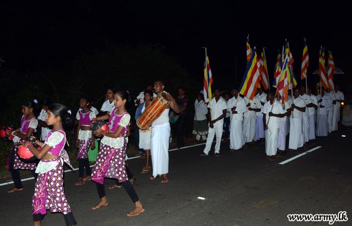 593 Brigade Assists 'Katina' in Nayaru