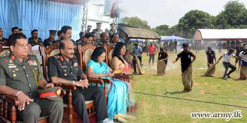 All Ranks Enjoy Army Headquarters' 'Soorya Mangallaya'