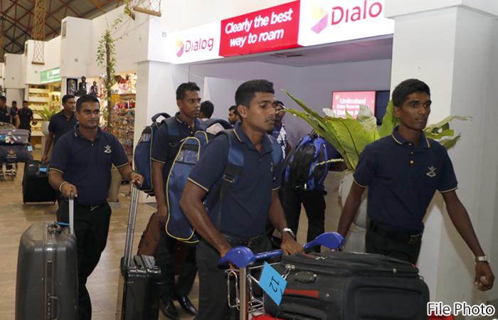 மலேசிய கிரிக்கெட் போட்டிகளில் இராணுவத்தினர் வெற்றி