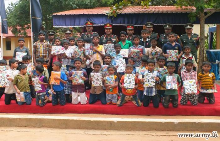 SF-KLN Troops Entertain Inmates at Aruchholai Boys Home