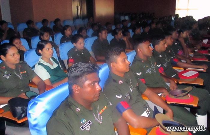 Awareness Programme at Army Hospital