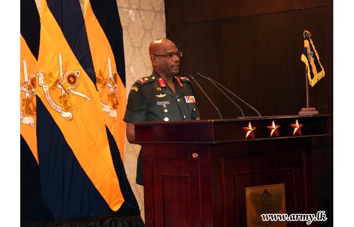 Commander Underlines Importance of Collective Partnership for Disaster Management