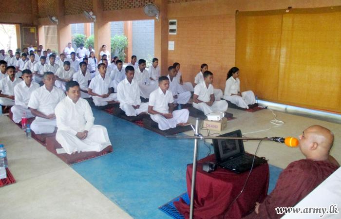 Kanduboda Meditation Practitioners Hold One More Bavana Session