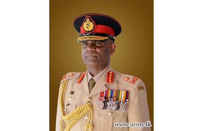Lieutenant General Mahesh Senanayake Appointed New Commander of the Army