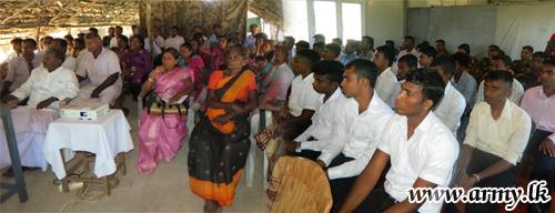 Much Sought Service Provider Helps Village-Level Civilians on Scientific Farming