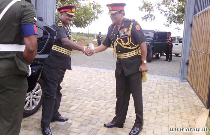 Commander SFHQ - C Visits 12 Division & Battalions