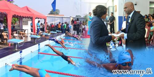 DSC Colombo Annual Swimming Meet Begins