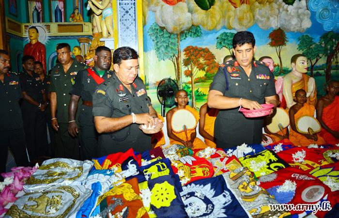 SFHQ-E Symbolic Flag Blessing Ceremony Held in Batticaloa