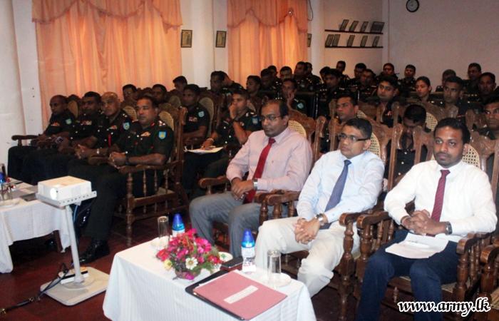 Human Resource Development Workshop for 23 Div Troops Held