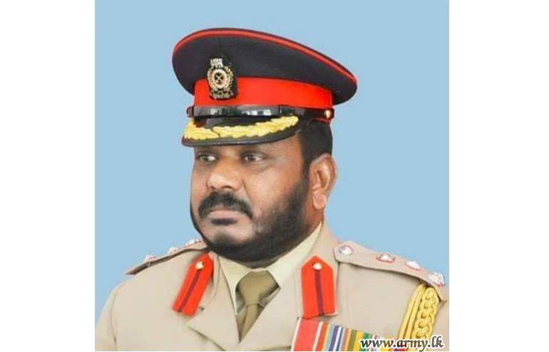 Brigadier Sarath Embowa (retd) is No More