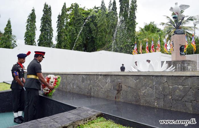 Fallen War Heroes Remembered in GW Regimental Centre