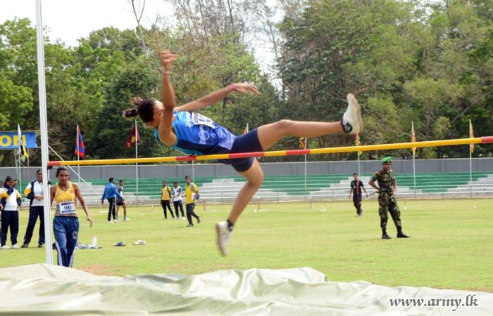 Inter-Division Athletic Meet Draws to a Close at Sports Complex Anuradhapura