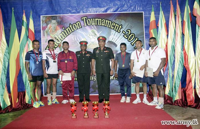 Jaffna Badminton Tournament Finals Held on Grand Scale