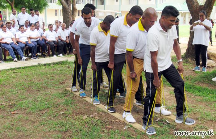 Municipal & Urban Council Officials Undergo Army 'Leadership Training'