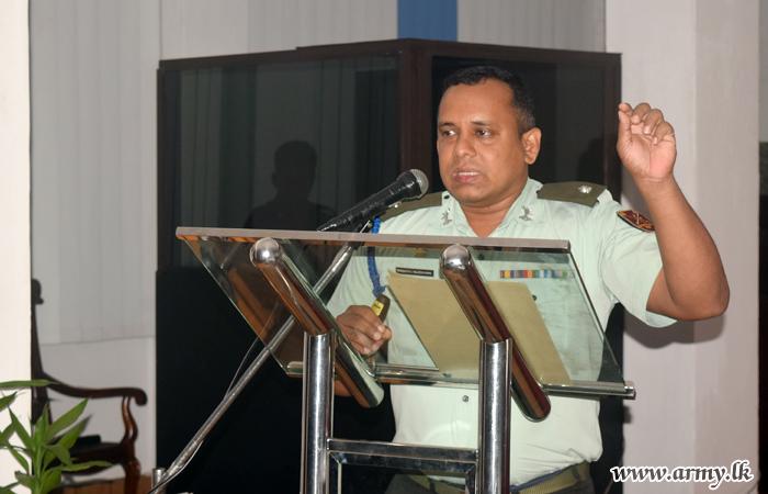 Awareness Progamme on 'Social Media' Commenced at RHQ GW Kuruvita
