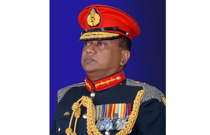 Major General Ubaya Medawela Appointed New Chief of Staff