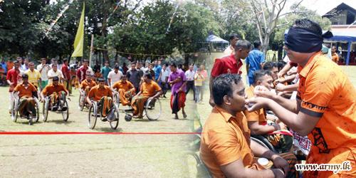 Inmates at 'Mihindu Seth Medura' Attidiya Hold Their Own New Year Festival