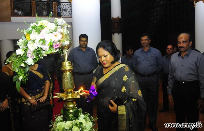 SLEME Seva Vanitha Holds 'Miyasi Ravaya' at Nelum Pokuna