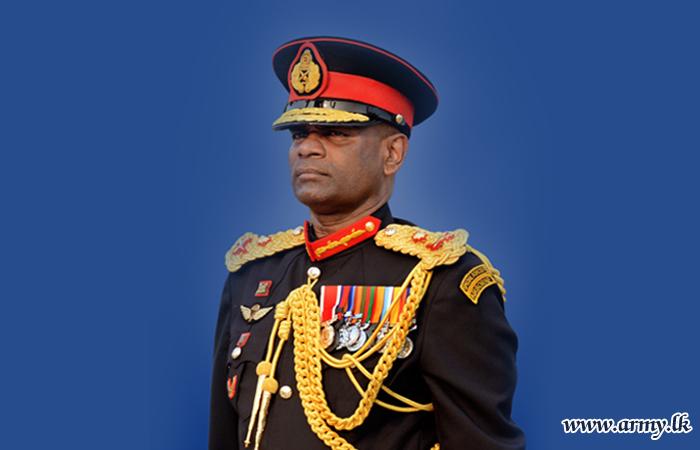 Major General Mahesh Senanayake, 50th Chief of Staff in the Army