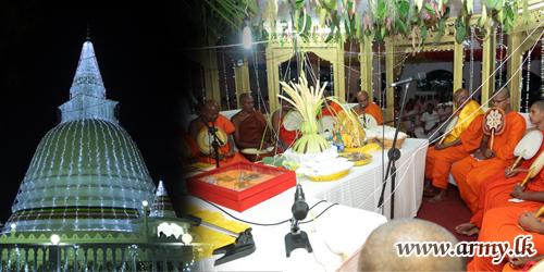 இராணுவ தினத்தை முன்னிட்டு இறுதி சமய ஆசீர்வாத நிகழ்வுகள் பனாகொடையில்