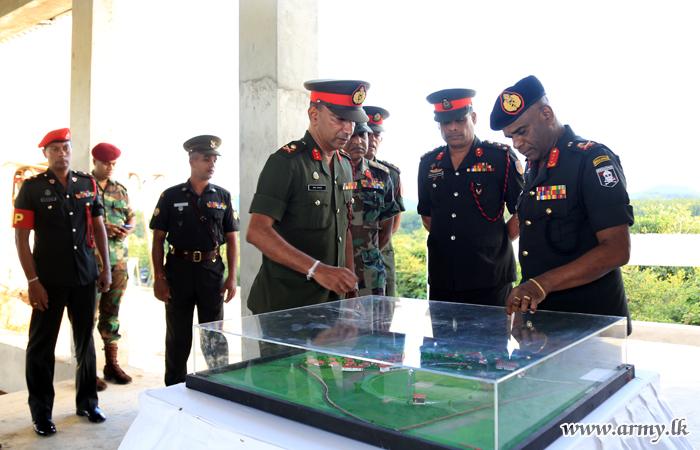 Commander, Chief Guest for Ordnance Corps (SLAOC) Birthday Anniversary