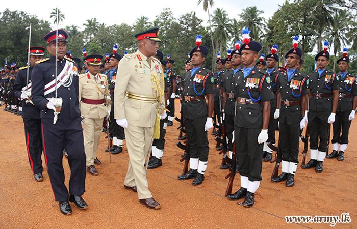 Sri Lanka National Guard Commemorates Its 28th Regimental Day