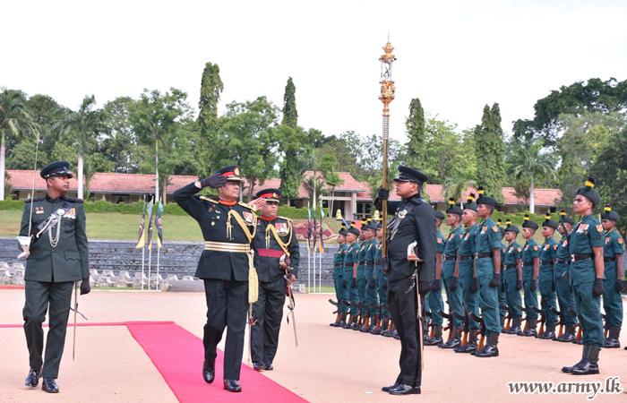 Sri Lanka Sinha Regiment Marks Its 62nd Regimental Day