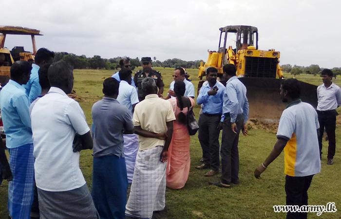 Renovation Work of 'Kirankulama' Tank Begins