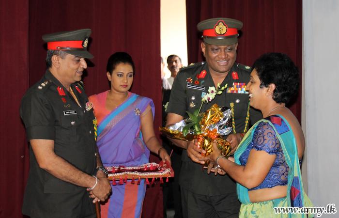 Central Troops Ready for 'Udawediya' Cultivation