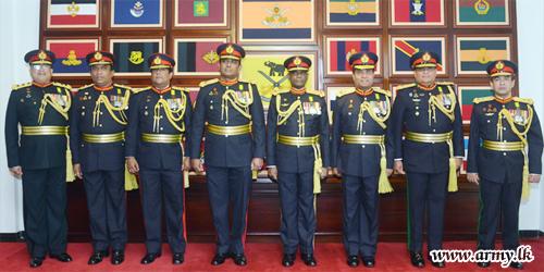 50 Tri-Service Senior Officers Awarded Prestigious Vishishta Seva Vibhushanaya (VSV) Medal