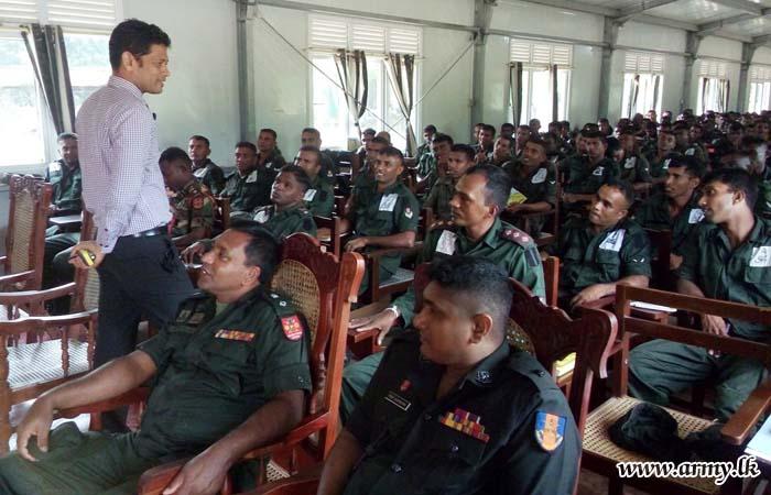 Workshop Focuses on 'Personal Development'