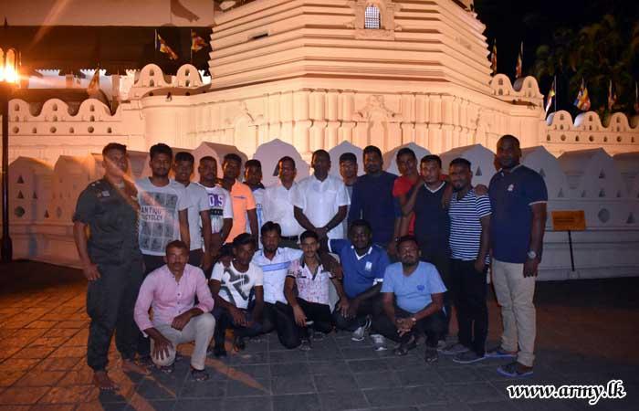 SFHQ-East Plays Friendly Cricket Match