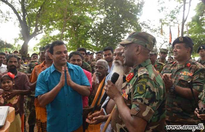 Hennanigala Blossoms with New Year Festivities & Aadivasi Community