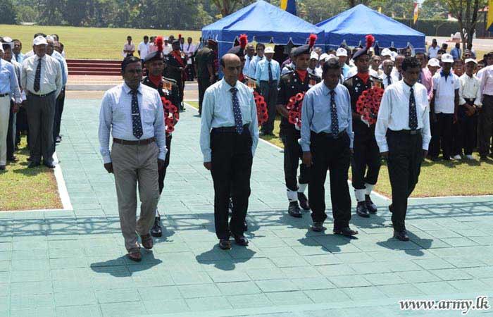 Ex-'Highlanders' Meet at Kuruwita