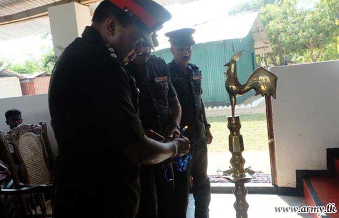 Army-Conducted Farming Course for Civilians Ends at Kandakadu Farm