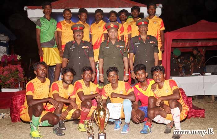 SFHQ-KLN Football Tournament Ends